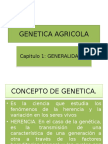 Genetica Agricola i