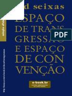 Espaço de Transgressão e Espaço de Convenção - Cid Seixas