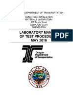 Materials Laboratory Manual