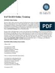 123 SAP BASIS Online Training