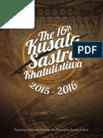 Booklet KSK 16