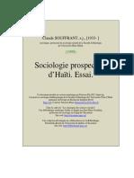 Sociologie Prospective d'Haiti