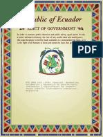 Norma Ecuatoriana de Indicadores de Presión