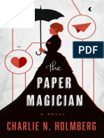 Charlie N Holmberg - The Paper Magician