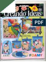 Creando Ideas N°58 Foamy