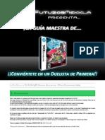 Guía YuGiOh 5Ds