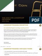 Leadership Ppt July2015