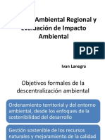 Gestion Ambiental Descentralizada Iván Lanegra