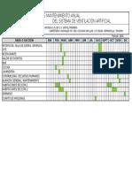 F-sh-0001 Programa de Mantenimiento Anual Del Sistema de Ventilación Artificial