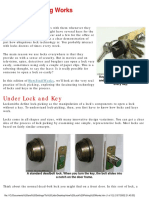 Locks Tips