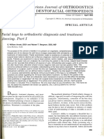 1. AJODO 1993 Facial Keys to Orth Dx and TX Plann Part I ARNETT