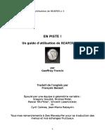 Guide d'Utilisation de REAPER v4.25