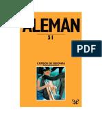 Varios - Curso de Aleman - Primer Nivel - Unidad 31