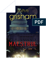 John Grisham - Maestrul.pdf