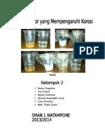 Laporan Kimia (2)