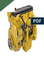 Motor Cat c11