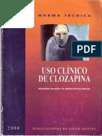 NORMA TECNICA CLOZAPINA MINSAL 2000.pdf