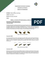 CONECTORES DE RF SUBMINIATURA