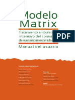 Matrix Manual Usuario