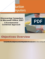 Discovering Computers Ch 1