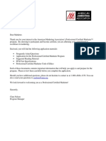 PCM Application Documents - PDF
