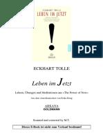 Tolle, Eckhart - Leben im Jetzt.pdf