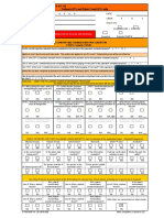 GP-12 Check Sheets