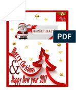 Market Diary 27th December