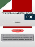 Presentation Kerja Bangku