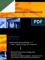 6.1 USG Ginekologi (Dr. Bambang Satoto)
