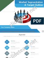 Market Segmentation and Targeting Presentation