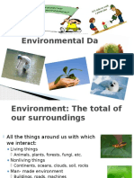 Environmental Day Sumit