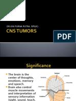 Cns Tumors