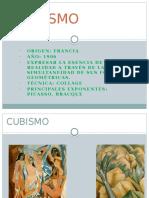 Vanguardias Literarias y Pictóricas