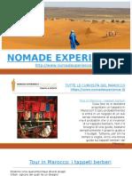Tour in Marocco - i Tappeti Berberi