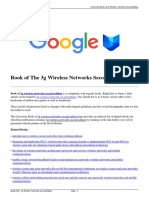 Download 3g Wireless Networks Second Edition.pdf