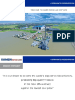 Corporate Presentation Damen Song Cam Shipyard 07 2016