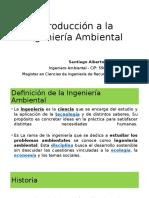Clase 01 - Introducción a La Ingeniería Ambiental