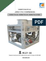 User's Manual - Compressor IODM 70-3-19