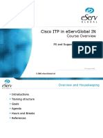 Training ITP 1 Course Overview v0.3