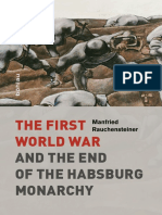 The First World War and the End of the Habsburg Monarchy (2014)