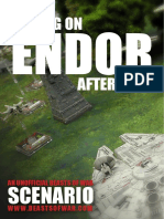X Wing on Endor Scenario Rules
