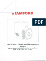 Installation, Service & Maintenance Genset 100 Kva Lovol NWB