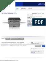 Imprimanta Multifunctionala Laser Mono Compacta _ DCP-L2500D