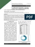'Communications & Collaboration Technologies' as Strategic Imperative for Enterprises! Part I