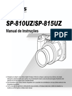 Manual Olympus SP-810UZ