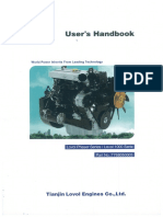 User Handbook Genset 100 Kva Lovol NWB-1