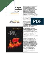 Presentación del libro El Anillo de Balder, de Manuel Velasco