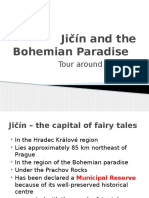 Bohemian Paradise and Jičín