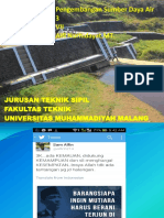 1. Pengembangan Sumber Daya Air